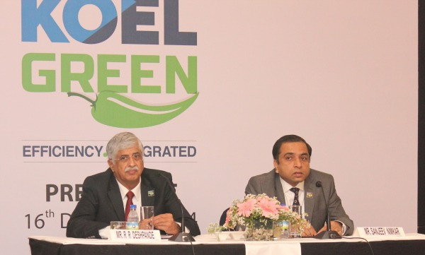 Title: Kirloskar Green is now KOEL Green