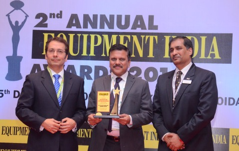 "Title: CASE India Awarded""Best Seller Compaction Equipment"" for the Second Consecutive Year"