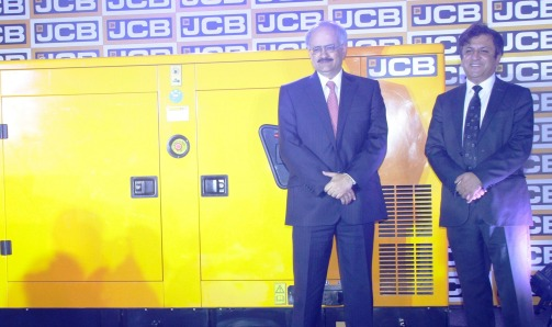 Title: JCB launches its 'Made-In-India' Gensets for the Indian market